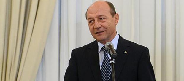 Fostul șef al statului, Traian Băsescu