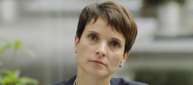 Frauke Petry, leader di 'Alternativa per la Germania'