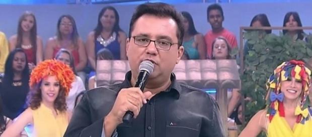 Geraldo Luís - Foto/Reprodução: TV Record