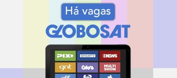 Globosat está contratando e pretende reforçar equipe para as Olimpíadas do RJ.