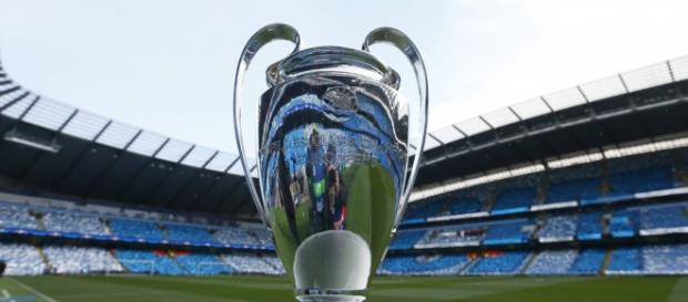 Jornada de semi finales de la champions league.