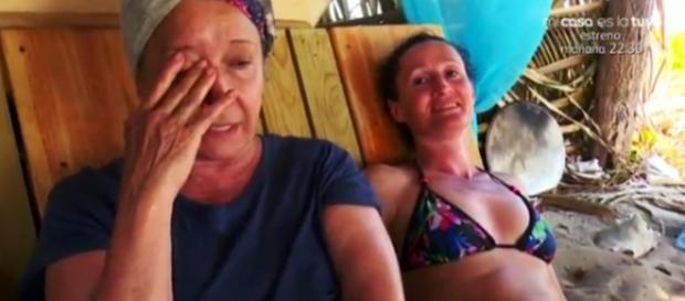 Mila Ximénez, a punto de abandonar 'Supervivientes'