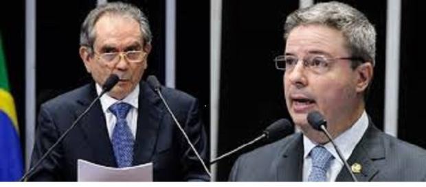 Raimundo Lira (PMDB) e Antônio Anastasia (PSDB) fecham a Comissão Especial do Senado