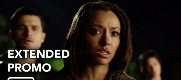 The Vampire Diaries 7x20: Bonnie Bennett