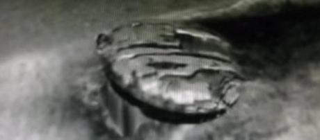 Il misterioso UFO del Mar Baltico