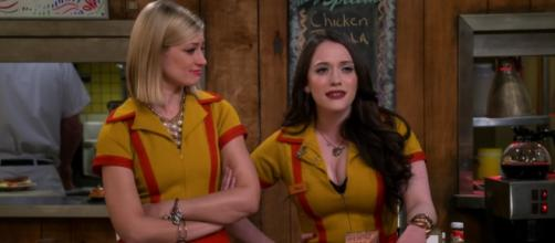'2 Broke Girls' - 'And The Partnership Hits The Fan' screencap via CBS