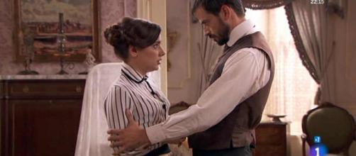 Anticipazioni episodi Una Vita dal 9 al 14 maggio: Manuela e Justo vanno a convivere