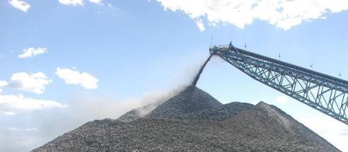 Extração de Nióbio por parte da mineradora