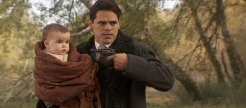 Il Segreto: Tristan Jr rapisce Esperanza e poi muore