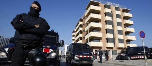 La comisaría de Tarragona ocultó información al juez.