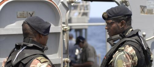 Los cuerpos se encontraron dentro de la base de Monte Chota en la isla de Santiago