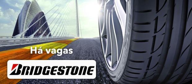 Centenas de vagas abertas na Bridgestone - Foto: Reprodução Bridgestone