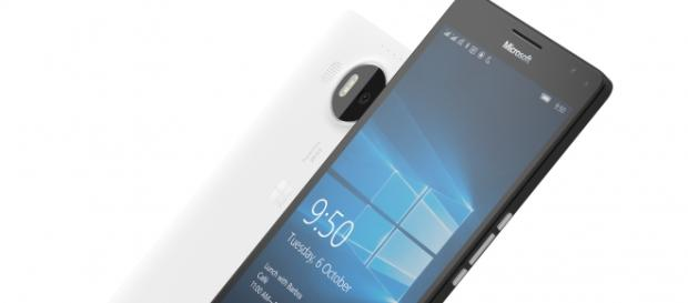 Contenido promocional del Lumia 950 XL