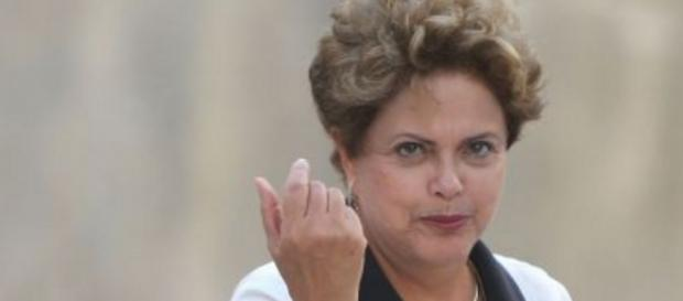 Dilma Rousseff - Imagem da internet