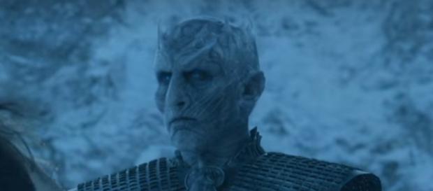 GOT Season 6: who are Azor Ahai and the Night's King. Screencap: GameofThrones via YouTube