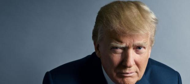 Il candidatore repubblicano Trump