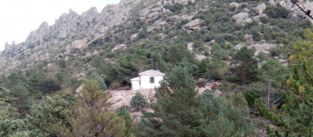 Refugio Giner de los Ríos en la Pedriza