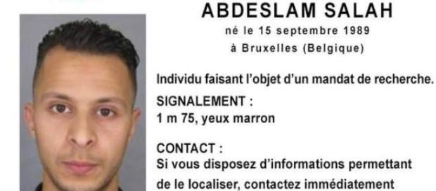 Salah Abdeslam, attentatore di Novembre 2015 a Parigi