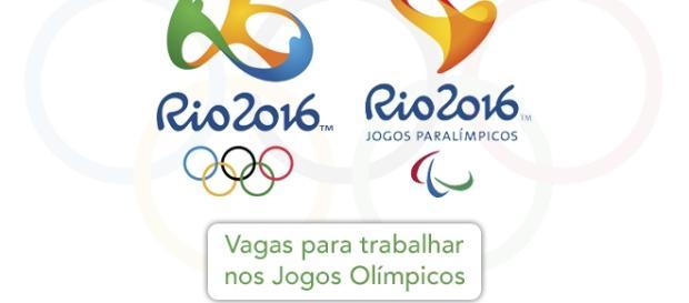 Vagas para trabalhar nas Olimpíadas do Rio 2016