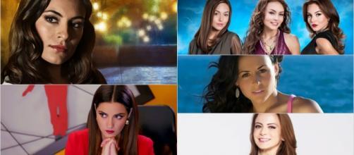 Angelique Boyer, Zuria Vega e Silvia Navarro são algumas delas.