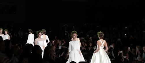 Barcelona Bridal Fashion Week.