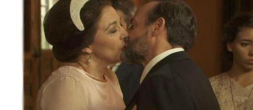 Il Segreto, Francisca povera sposa Raimundo
