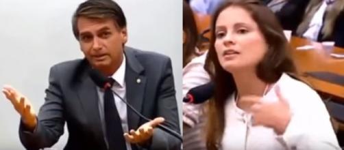 Jair Bolsonaro mais uma vez 'mitou' ao ser questionado por gente desinformada