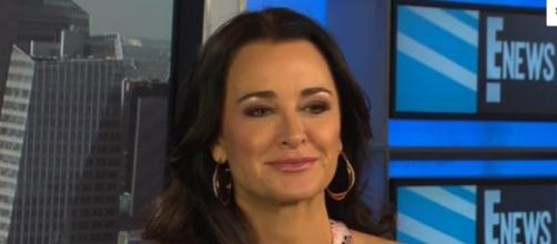 Kyle Richards of 'RHOBH' from a YouTube video