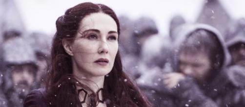 La Mujer Roja, primer capítulo de la sexta temporada