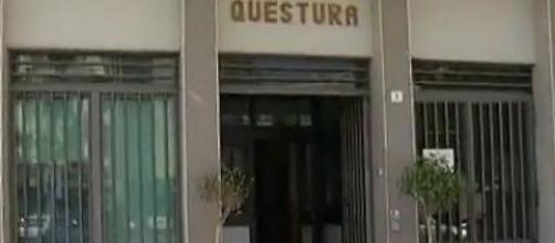 La sede della Questura di Caltanissetta