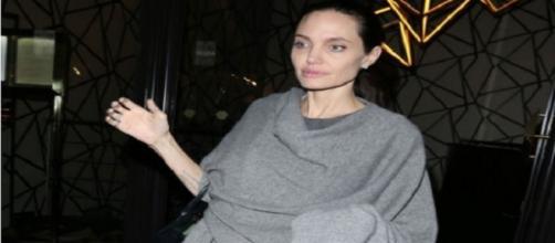 Le ultime foto allarmanti di Angelina Jolie