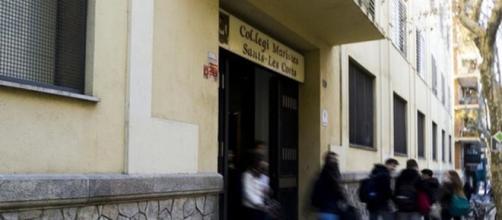 Los exalumnos han ratificado ante el juez su primera denuncia