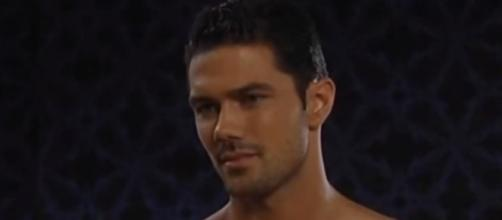 Nathan West on 'General Hospital' from YouTube video