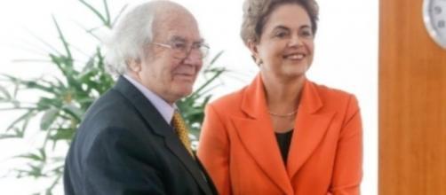 Nobel da Paz apoia governo de Dilma Rousseff