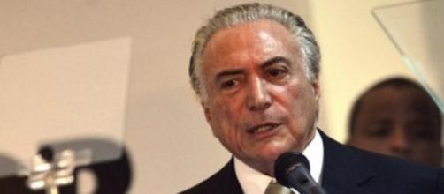 O vice-presidente Michel Temer deixou claro sua opinião sobre a reeleição