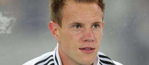 Ter Stegen con la selección alemana