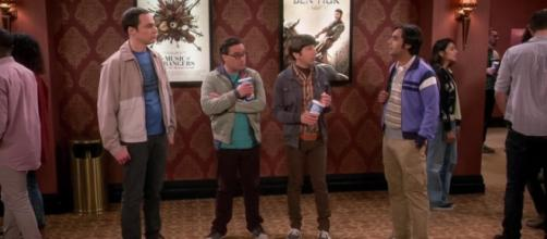 'The Big Bang Theory' - 'The Line Substitution Solution' screencap via CBS