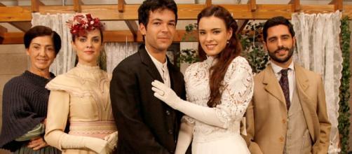 Una Vita, anticipazioni puntate giugno: il matrimonio di Pablo e Leonor