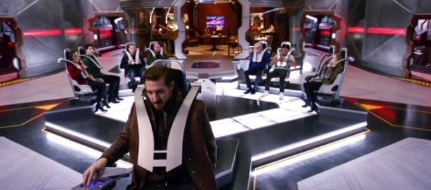 'DC's Legends of Tomorrow' - 'Leviathan' screencap via The CW