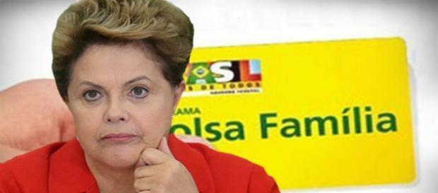 Dilma reajusta Bolsa Família a fim de neutralizar Temer