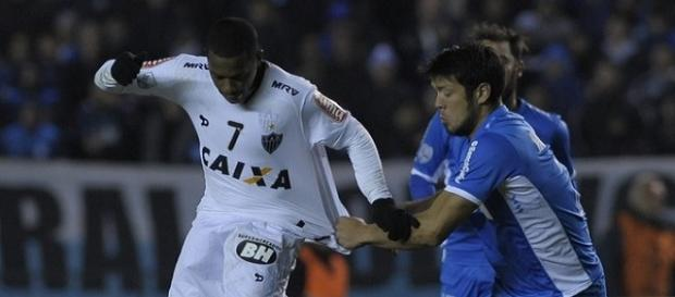 Em jogo bastante equilibrado, Atlético Mineiro e Racing não saem do 0 a 0