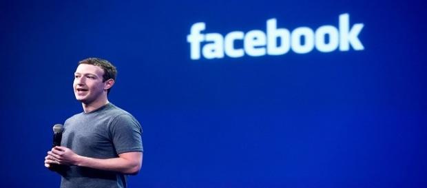 Fotografía de Mark Zuckerberg CEO de Facebook