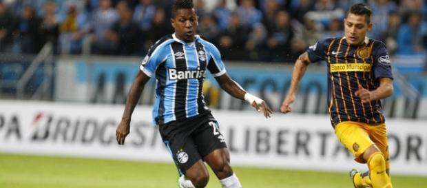 Grêmio perdeu em casa para o Rosario Central