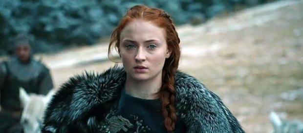 Sansa Stark, en una imagen promocional de la sexta temporada