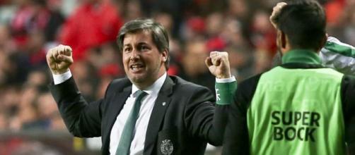 Bruno de Carvalho conseguiu garantir o jogador
