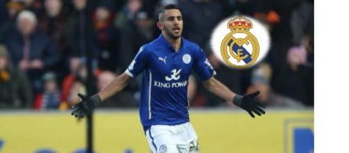 El Real Madrid se está planteando el fichaje de Riyad Mahrez