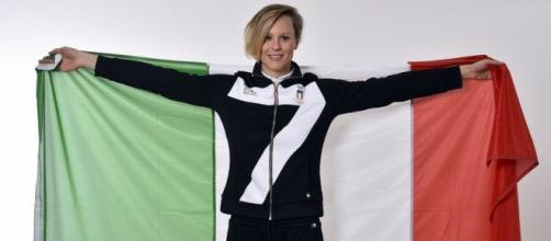 Federica Pellegrini portabandiera Olimpiadi Rio 2016