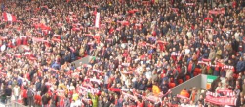 Liverpool fans tо await thе ѕесоnd leg (Wikipedia)