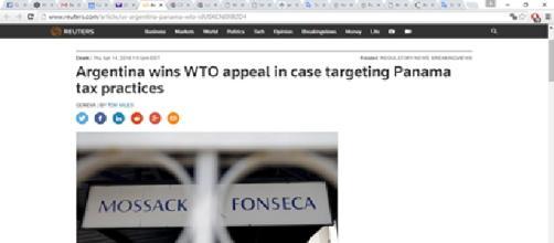 Los medios locales lo callan, excepto este, sino debes ir a Reuters