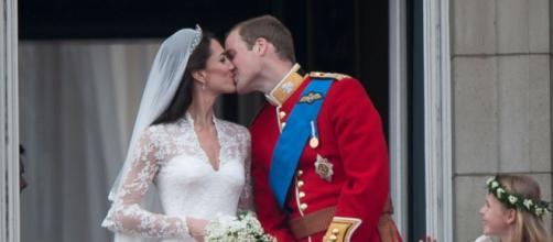 Os Duques de Cambridge casaram-se a 29 de Abril de 2011